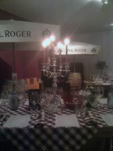 Es ist angerichtet - Weinprobe mit Risotto von Luigi Brunetti